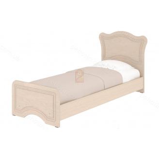 Ліжко 80 Ангеліна МДФ 80х200 Пехотін