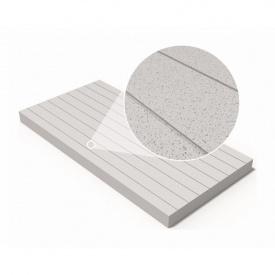 Экструзионный пенополистирол SWEETONDALE CARBON 100мм для утепления дома (шероховатый)