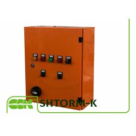 Система управления клапанами дымоудаления SHTORM-K