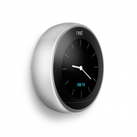 Термостат Nest Learning Thermostat 3nd Generation Stainless Steel (T3007ES)