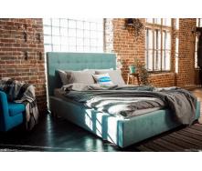 М`яке ліжко Angela Мекко 1400x1900 мм