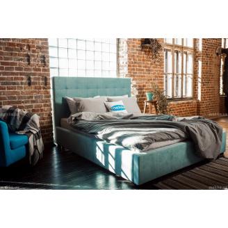 М`яке ліжко Angela Мекко 1200x1900 мм