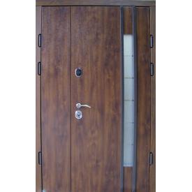 Входные двери Редфорт Авеню ПОЛУТОРНЫЕ с притвором + стеклопакет