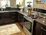 Черная кухня фото