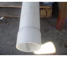 Труба пластиковая для скважин на резьбе R10 125*5,5 мм