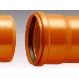 Труба канализационная поливинилхлоридная SDR 51 SN2 160 мм