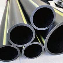 Труба газовая полиэтиленовая ПЕ80