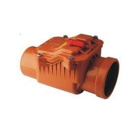 Запірний клапан 110 мм