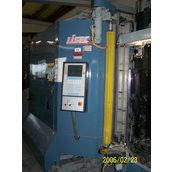 Склопакетна лінія Lisec 1600*2500 з газовим пресом