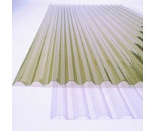 Волнистый поликарбонатный лист Suntuf