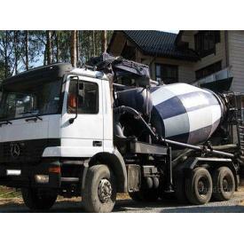 Розчин цементно-вапняний РКИ М200