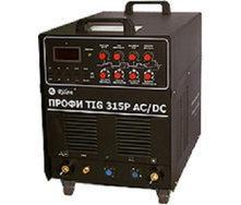 Установка аргонодугового зварювання TIG 315P Профі AC/DC