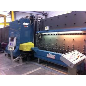 Стеклопакетная линия Lisec 1600*2500 мм с газ прессом