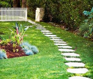 Садові доріжки, пристрій садових доріжок