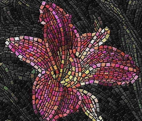 Виды и характеристики мозаики