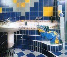 Укладання плитки у ванній. Інструкція з рисунками