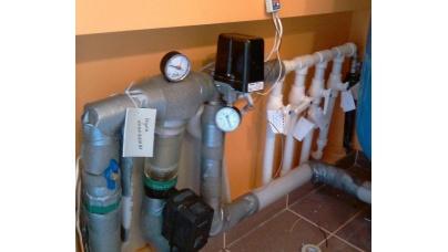 Водопостачання будинку та ділянки