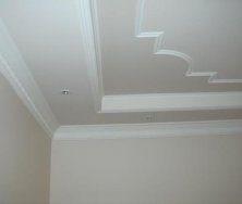 Способы ремонта потолка