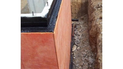 Утеплення фундаментів, цоколів і підвалів