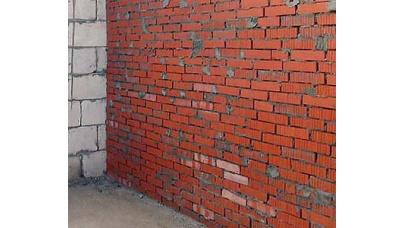 Стінні перегородки та перемички