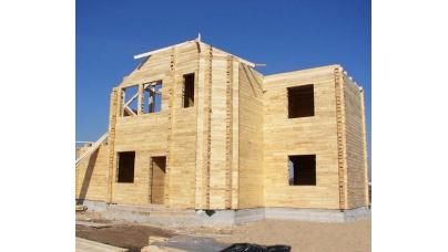 Особливості будівництва дерев'яних будинків
