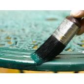 Фарбування металевої поверхні в два шари