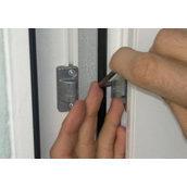Регулювання фурнітури стулки вікна з перевстановленням склопакета