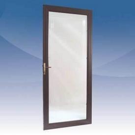 Двері алюмінієві теплі Kurtoglu