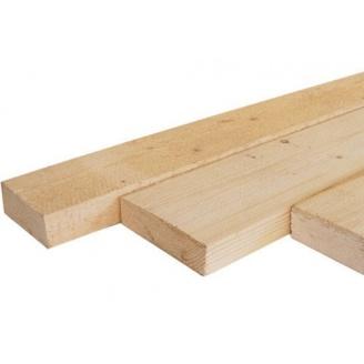 Доска обрезная строительная 30*25 мм