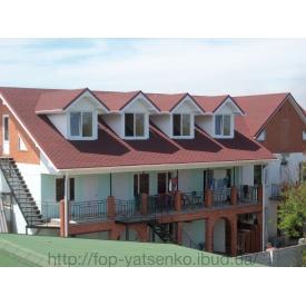 Устройство новой крыши