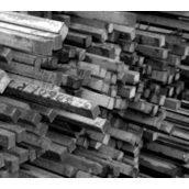 Квадрат сталевий гарячекатаний 12*12 мм 6 м