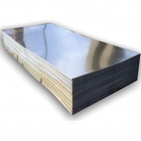 Лист сталевий холоднокатаний 2 мм 1x2 м