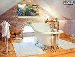Дизайн ванной на мансарде