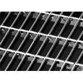 Прессованный решетчатый настил 500*1000 мм