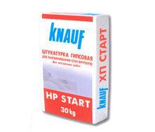 Штукатурка стартовая Knauf HP-Start 30 кг