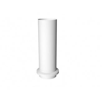 Отвод в колодец Ruukki 100 мм