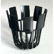 Решітка для воронки Plastmo 110 мм