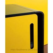 Стеновая HPL панель FunderMax Compact Interior 20*1850*4100 мм