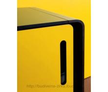Стінова HPL панель FunderMax Compact Interior 20*1850*4100 мм