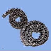 Ланцюг приводний зубчастий ПЗ-1-12,7-49-46,5 52,5*13,4 мм