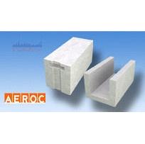 Газобетон високоточний Аeroc паз-гребінь