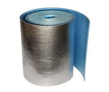 Отражающая теплоизоляция Пенофол фольга 5 мм 1*50 м