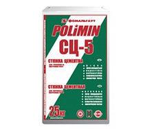 Стяжка для пола цементная Polimin СЦ-5 25 кг
