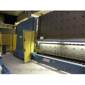 Стеклопакетная линия Lisec 2500*3500 с роботом герметизации
