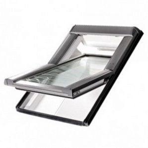 Мансардное окно Roto Designo R48A K WD 65х118 см