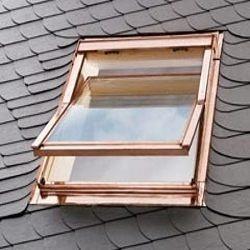 Мансардное окно VELUX GGL 3173 для медной кровли 78х140 см