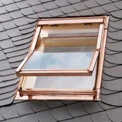 Мансардне вікно VELUX GGL 3173 для мідної покрівлі 66х118 см