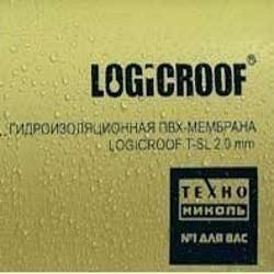 Двухслойная гидроизоляционная ПВХ мембрана ТехноНИКОЛЬ LOGICROOF T-SL