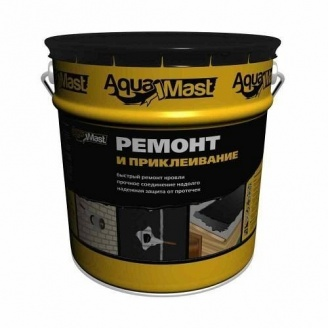 Мастика битумная кровельная ТехноНИКОЛЬ AquaMast 3 кг