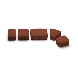 Тротуарна плитка Авеню Римський Камінь К-6 колорадо 109х118х60 мм